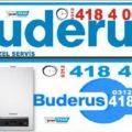 Küçükcekmece Buderus Kombi Servisi 444 2 846