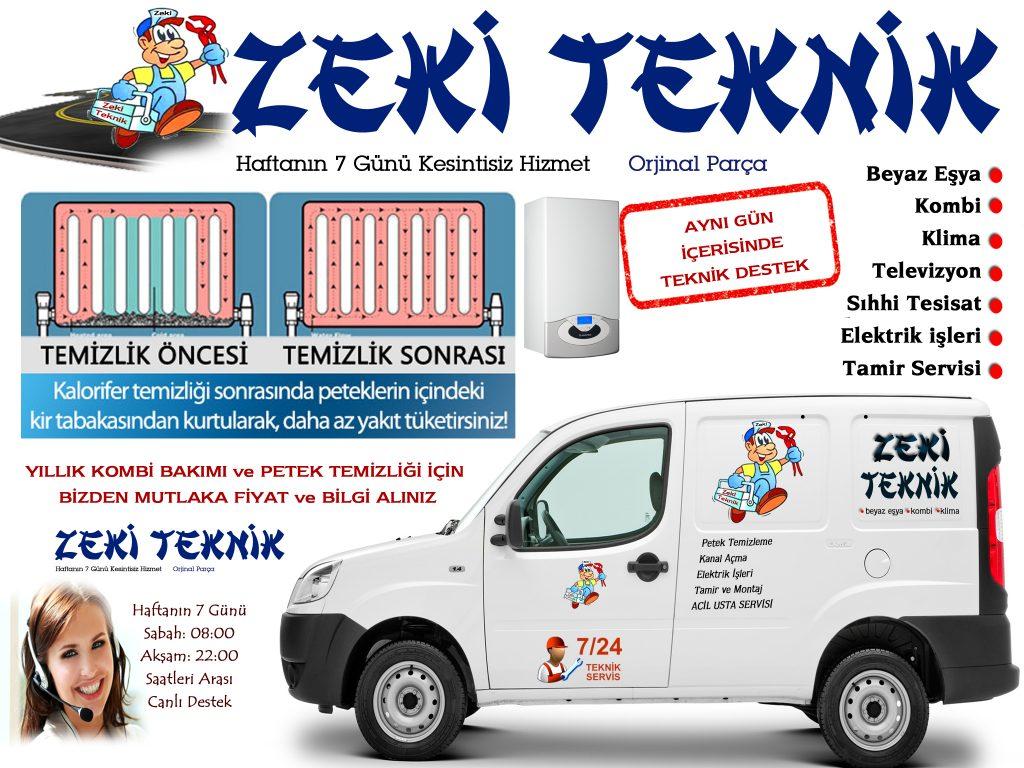 İstanbul kombi bakımı servisi
