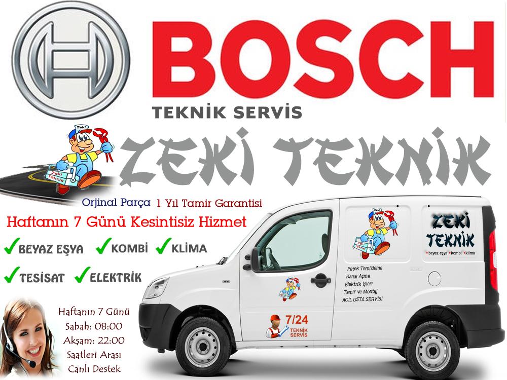 Samsun Bosch Kombi Arıza Servisi