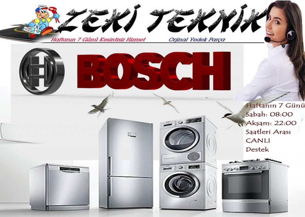 Samsun Bosch Klima Tamircisi