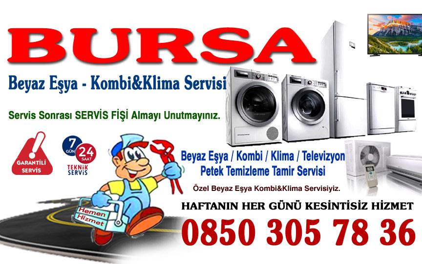 Bursa 100. Yıl Kombi Teknik Servis