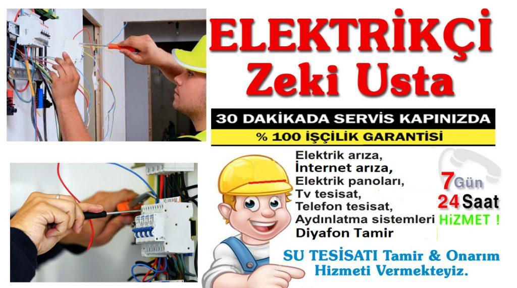 Elvankent Elektrik Tesisatı