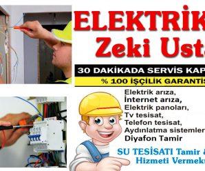Yenikent Elektrikçi