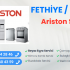 Fethiye Ariston Servisi 444 28 46 |Garantili Beyaz Eşya Servisi