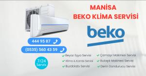 Manisa Beko Klima Servisi