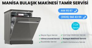 Manisa Bulaşık Makinesi Tamir Servisi