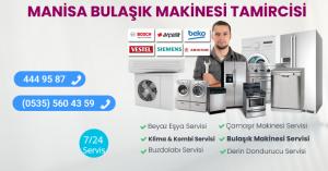 Manisa Bulaşık Makinesi Tamircisi