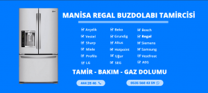 Manisa Regal Buzdolabı Servisi