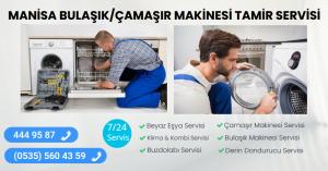 Manisa bulaşık çamaşır makinesi tamir servisi