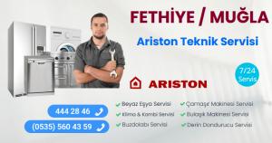 fethiye ariston teknik servisi