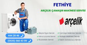 Fethiye arçelik çamaşır makinesi servisi