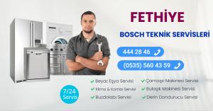 Fethiye bosch teknik servisleri