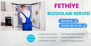 Fethiye buzdolabı servisi