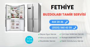 Fethiye buzdolabı tamir servisi