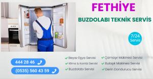 Fethiye buzdolabı teknik servis
