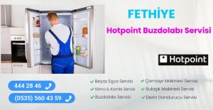 Fethiye hotpoint buzdolabı servisi