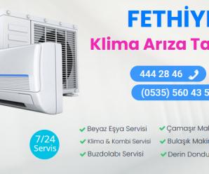 Fethiye Klima Arıza Tamircisi 444 28 46 |Tamiri-Bakımı ve Arıza