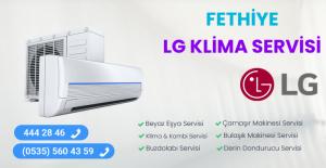Fethiye lg klima servisi
