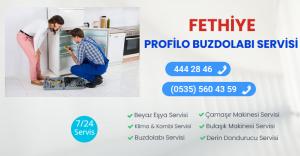 Fethiye profilo buzdolabı servisi