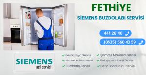Fethiye siemens buzdolabı servisi