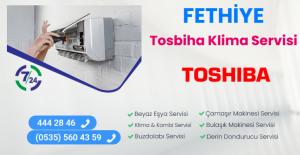 Fethiye toshiba klima servisi