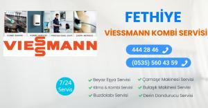 Fethiye viessmann kombi servisi