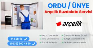 Ünye arçelik buzdolabı servisi