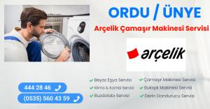 Ünye arçelik çamaşır makinesi servisi