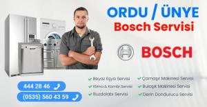 Ünye bosch servisi