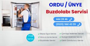 Ünye buzdolabı servisi