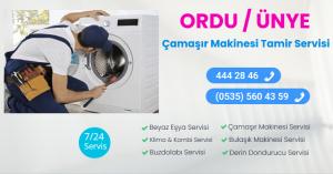 Ünye çamaşır makinesi tamir servisi