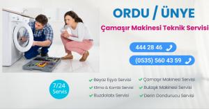 Ünye çamaşır makinesi teknik servisi