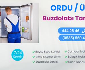 Ünye Buzdolabı Tamircisi 444 28 46 |Merkez Servisi