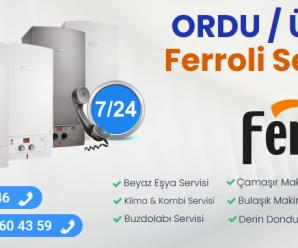 Ünye Ferroli Servisi 444 28 46 |Tamiri-Bakımı ve Arıza