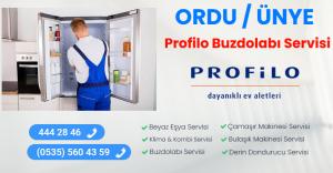 Ünye profilo buzdolabı servisi
