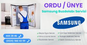 Ünye samsung buzdolabı servisi