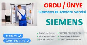 Ünye siemens buzdolabı servisi