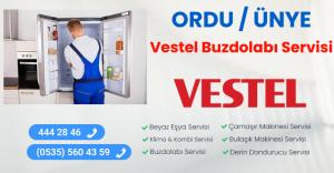 Ünye vestel buzdolabı servisi