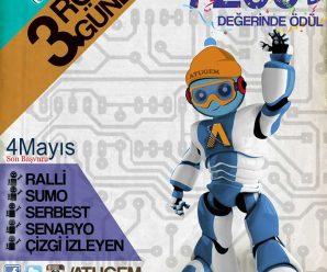 Atugem 3. Robot Günleri