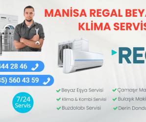 Manisa Regal Beyaz Eşya ve Klima Servisi 444 28 46