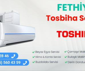 Fethiye Toshiba Servisi 444 28 46 |En Yakın Tamircisi