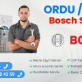 Ünye Bosch Servisi 444 28 46  Yetkili Servis Kalitesinde