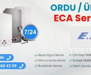 Ünye ECA Servisi 444 28 46 |7/24 Teknik Destek