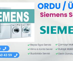 Ünye Siemens Servisi 444 28 46 |Resmi Faturalı Servis